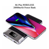 Mi Plus WIRELESS 20000mAh Power Bank