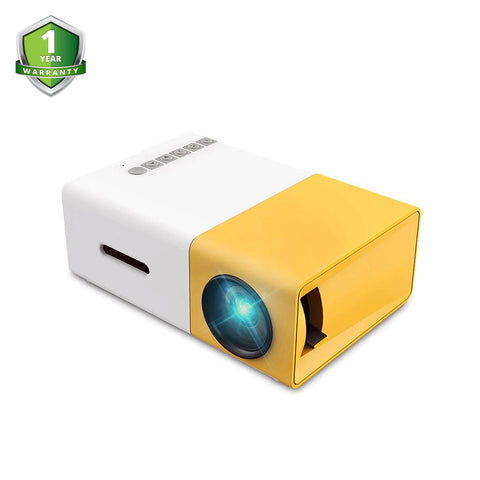 Buy LED Corded HD Portable Projector for Official & Entertainment Purpose