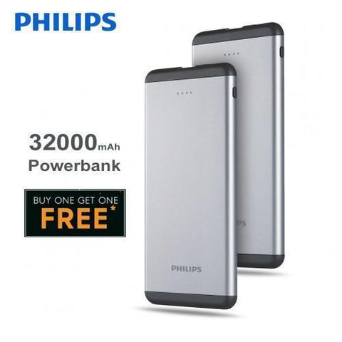 Buy 1 Get 32000mAh Power Bank