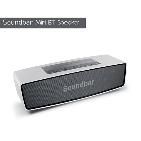 SoundBar Wireless BT Mini Portable Speaker