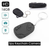 Spy Key Chain Camera 16GB HD