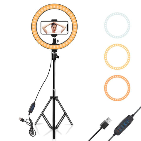 26 Inch Big Ring Light For Tiktok Viral Video