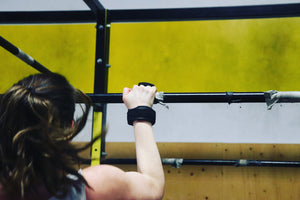 Crossfit hand grips