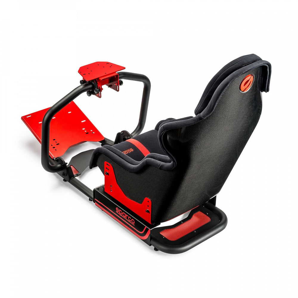 Sparco Evolve-C - Back View High