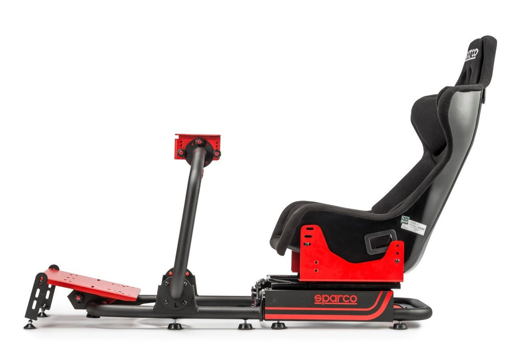 Sparco Evolve GRID II - Side View