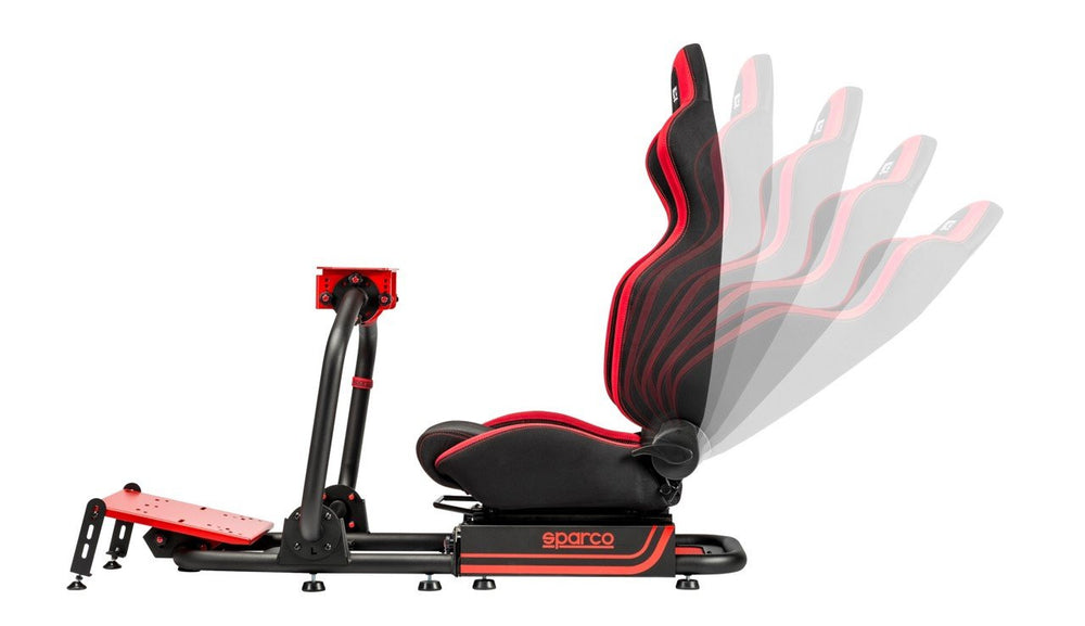 Sparco Gaming EVOLVE-R Sim Racing Cockpit
