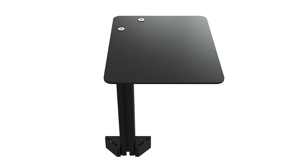 TR8020 Universal Computer Mouse Shelf with 40x40mm Profile and Brackets