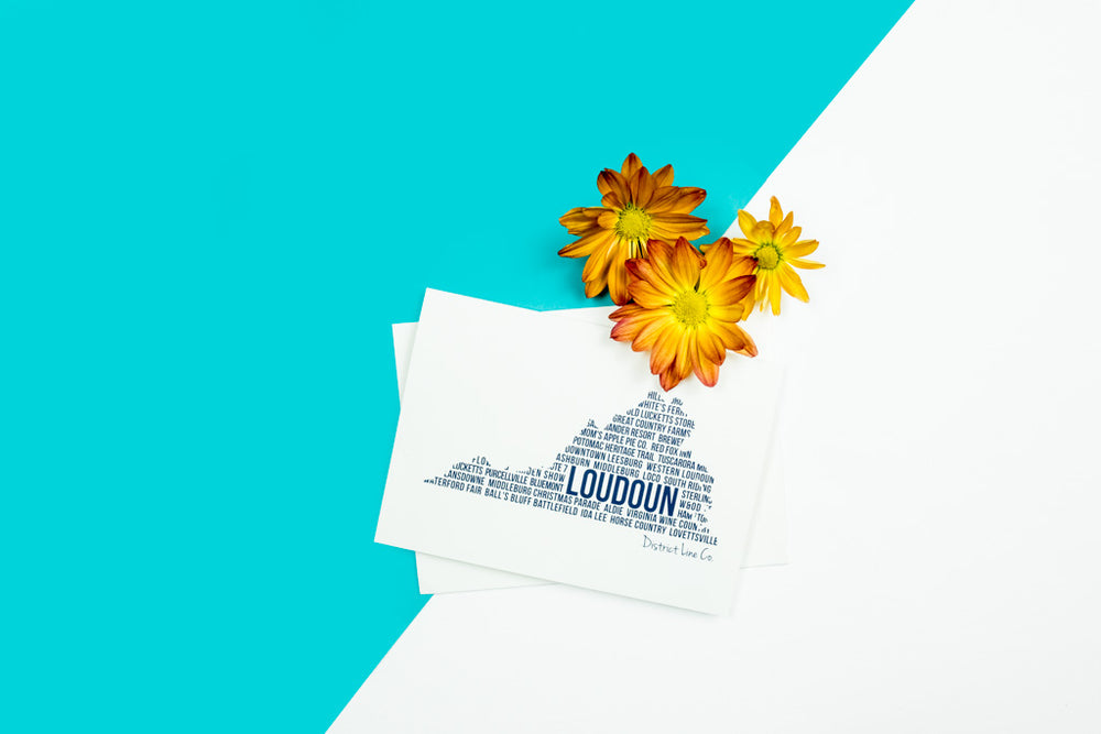 Loudoun Love Notecard- Single