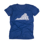 Arlington, VA | Women's Tee | Navy