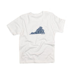 Arlington, VA | Kid's Tee | White