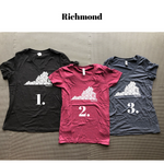 Richmond, VA Women's Tee