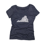 Richmond, VA | Women's Tee | Navy