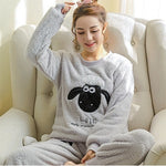 Pyjama Set Sheep-Pyjama Set-muchwow