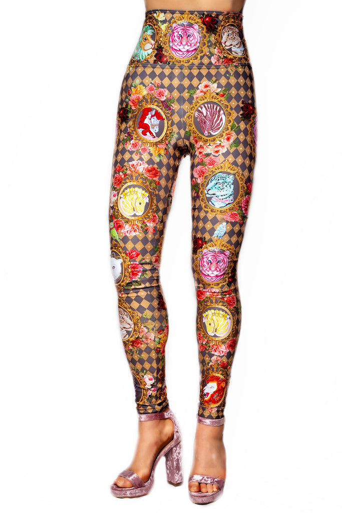 """CAROUSEL DREAMS"" leggings"