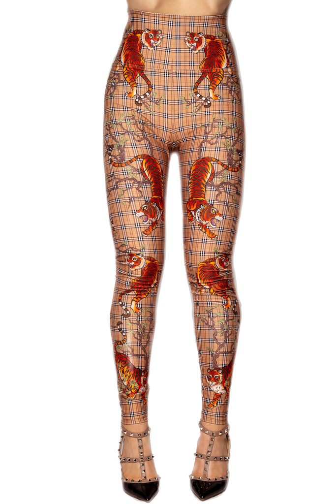 """TIGRESS"" leggings"