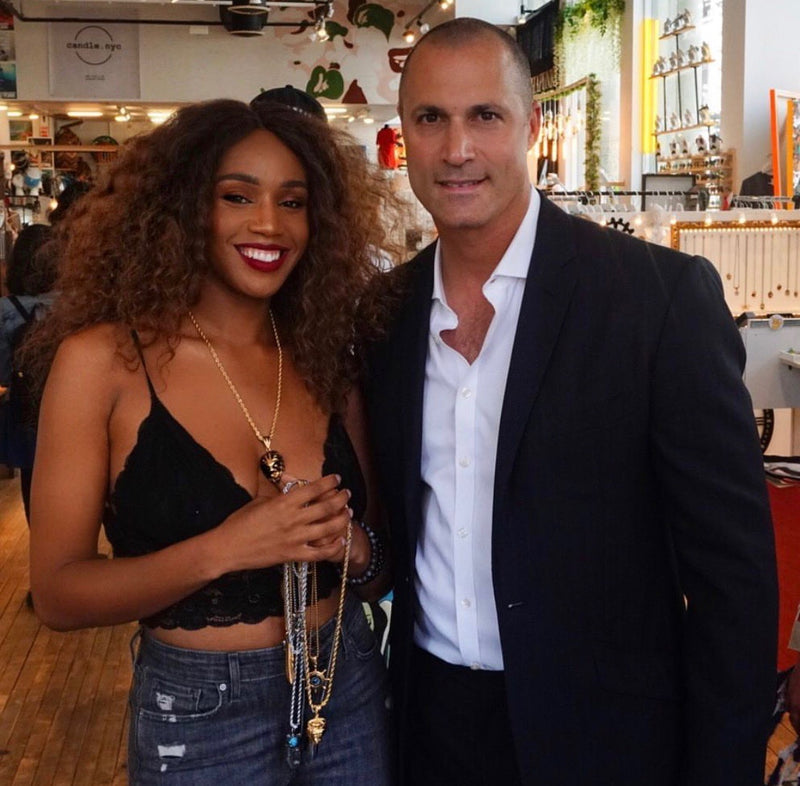 Creative Director Meets Nigel Barker