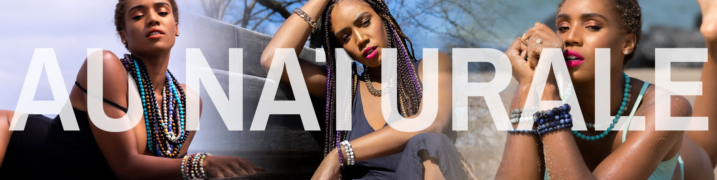 Au Naturale Jewelry Collection