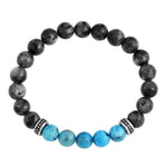 Turquoise How Lite Natural Stone Bracelet