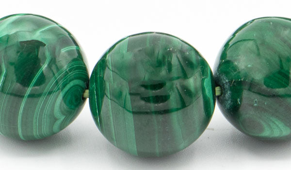 Luxury Malachite Natural Gemstone Bracelet