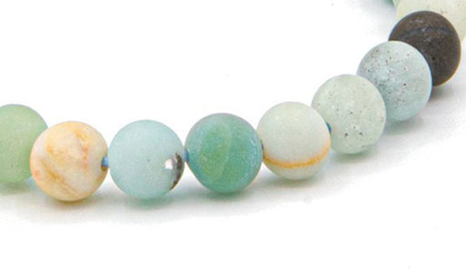 Amazonite 8mm natural stone bracelet