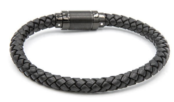Rugby Leather Bracelet