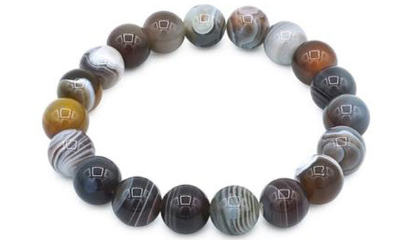 botswana agate natural stone bracelet feature photo img
