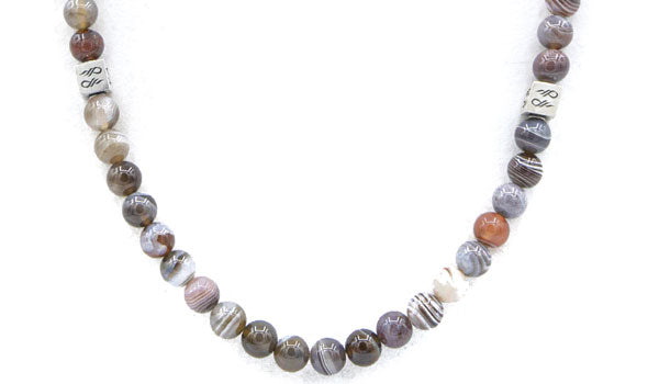 Botswana Agate Necklace