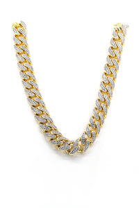 "<img src=""IMG_8085.JPG'' alt=""Gold Cuban Link Choker Necklace-20mm-20 Inches"">"