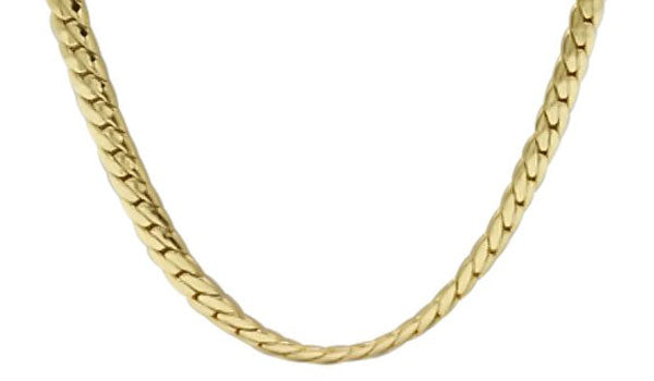 Herringbone Link Chain