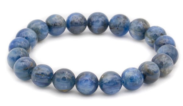 Kyanite 10mm bracelet