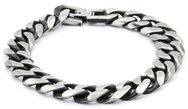 The Mighty Bracelet Stainless Steel.