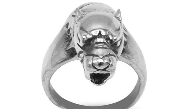 silver jaguar second img ring