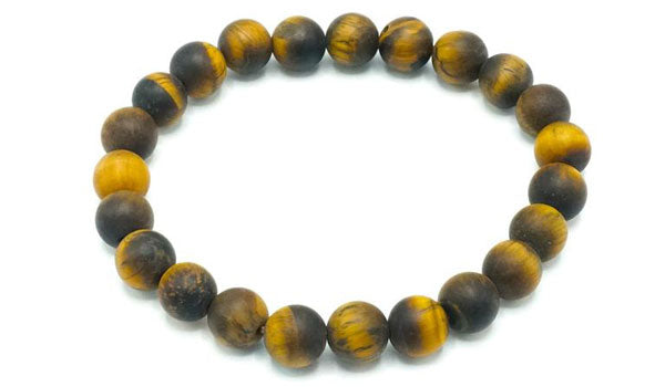 tigers eye matte bracelet feature img