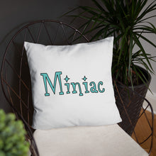 Load image into Gallery viewer, Miniac Throw Pillow: Roller Skates