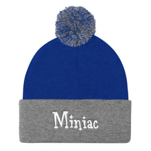 Load image into Gallery viewer, Miniac Pom Pom Knit Cap