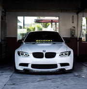 All E9X M3 (E90, E92, E93) & 3 Series Pre-lci Coupe Convertible (E92, E93) DTM Retrofit
