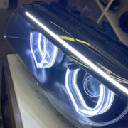 E82 E88 Pre-LCI 1 Series DTM Ring Retrofit (Xenon headlights only)