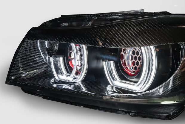 E90 Pre-LCI Sedan DTM Retrofit (Xenon headlights only)