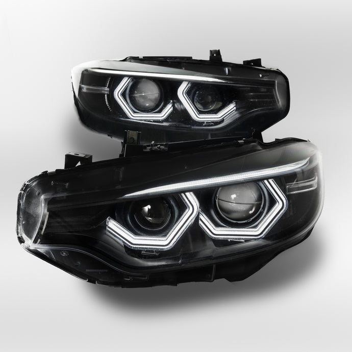 PRE-BUILT F8x M3/M4 and F32 Coupe Vision Retrofit (Xenon Headlights only)