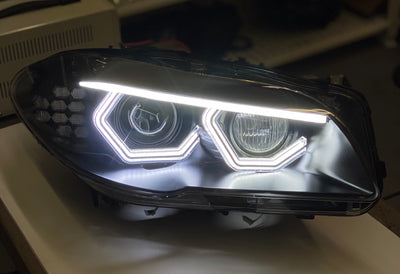 Pre-LCI F10 M5 & 5 Series Vision Retrofit (Xenon headlights only)