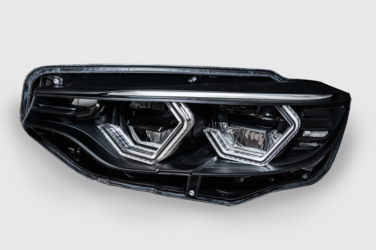 PRE-BUILT F80 M3 F82 F83 M4 F32 F36 Vision Concept Headlight Retrofit (LED Headlights Only)
