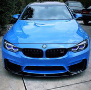 PRE-BUILT F8x M3/M4 and F32 Coupe Vision Concept Blue Half X Retrofit (Xenon Headlights only)