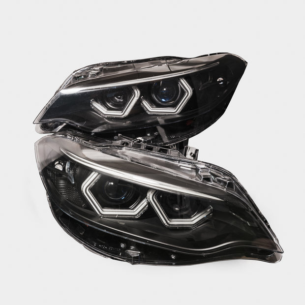 PRE-BUILT F87 M2 & F22 2 Series Vision Headlights (Pre LCI 2015 - 2017 Xenon vehicles only)