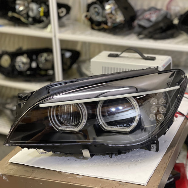 F01 7 Series DTM Retrofit (Xenon headlights only)