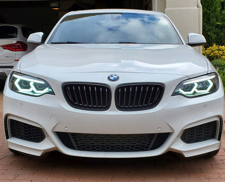F87 M2 F22 2 Series Vision Retrofit (Xenon headlights only)