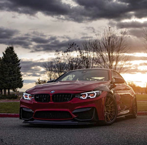 F80 M3 F82 M4 F32 Coupe F36 Gran Coupe Vision Ultra Concept X Headlight Retrofit (LED Headlights Only)