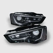 Audi B8.5 A5 S5 RS5 Headlight Modification (AFS and non-AFS)