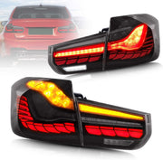 F80 M3 & F30 3 series Sequential OLED GTS style taillights (fits both pre-LCI and LCI vehicles) *IN STOCK & FREE US SHIPPING*