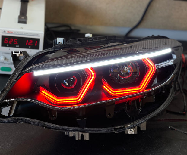 F87 M2 & F22 2 Series Vision Retrofit (2018 - 2021 LCI LED headlights only)
