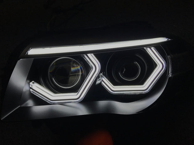 E82 E88 LCI 1 Series Vision Retrofit (Xenon headlights only)